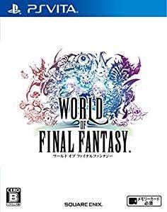 ワールド オブ ファイナルファンタジー [PS Vita] 製品画像