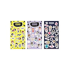 TWICE SIGNAL STICKER SET pop up store 公式グッズ シグナル ステッカーセット