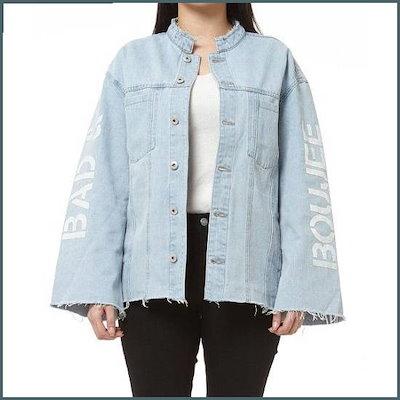 [之友ショップ]女性用のラデニムジャケットFLNSDUA505(P000597634) /テーラードジャケット/ 韓国ファッション