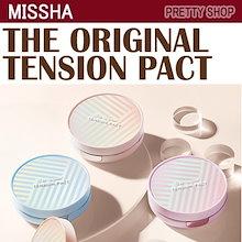 [Missha]ミシャ★ The Original Tension Pact オリジナルテンションファクトSPF37 PA +++ /★韓国ビューティーyoutuber会社員A使用アイテム!オリジナル