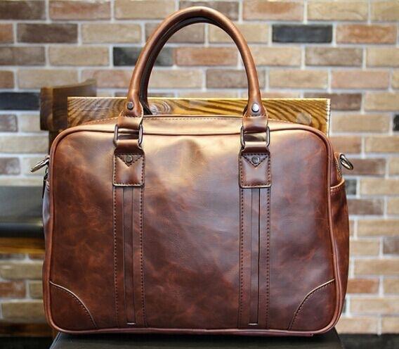 2WAY●メンズ高級PU革レザービジネスバッグ通勤鞄 バッグ トートバック ブランド 通勤バッグ 通学バッグ 縦型 2way バッグ トーB55