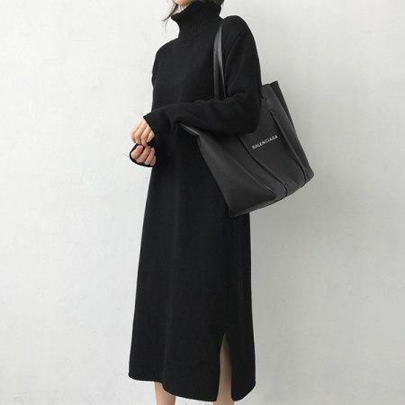 レイオールポーラロンワンピースKorean fashion style