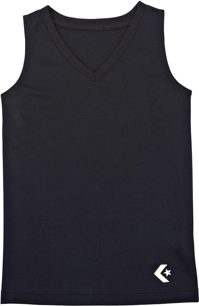 CONVERSE(コンバース) ガールズインナー 機能インナー アンダーウェア バスケットボール アンダーシャツ CB482701-1900 ジュニア