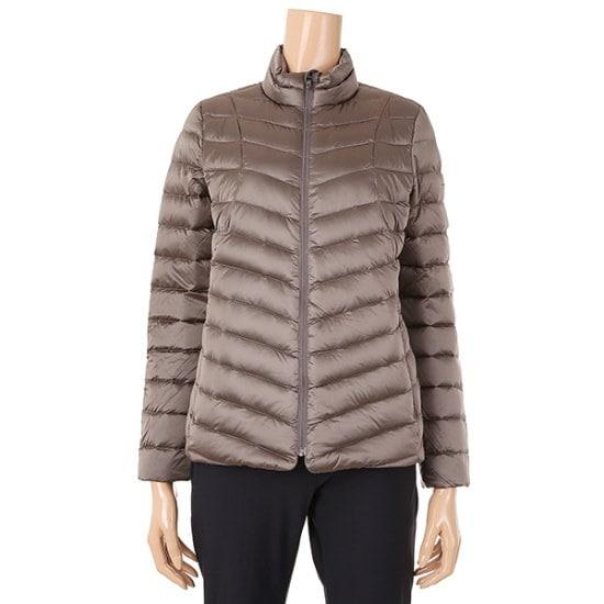 ルカプ1217JD451タッチ感がソフトなナイロン素材の女性用軽量ドッグダウンジャケット / パディング/ダウンジャンパー/ 韓国ファッション