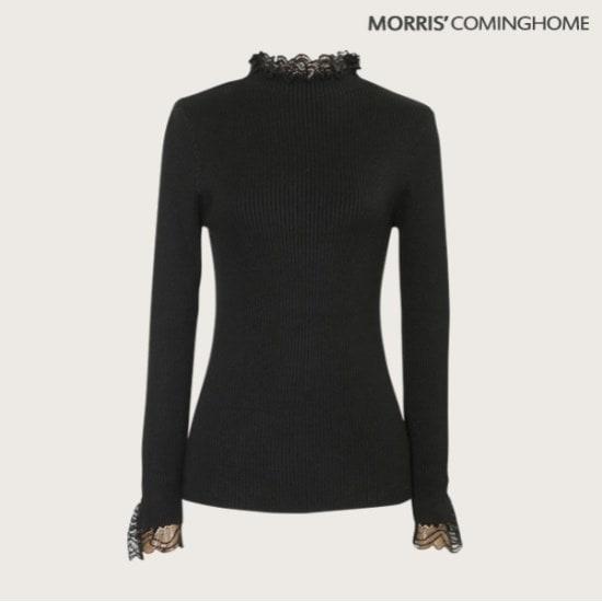 モリス・カミング・ホームデイリーレースゴルジニット ニット/セーター/ニット/韓国ファッション