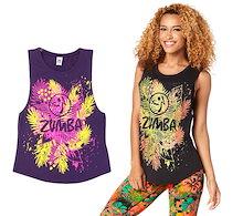 新着アイテム ZUMBA (ズンバ) LOVE Tシャツフィットネスウェア ダンスウェア ヨガウェア トレーニングウェアZUMBA LOVE ZU1239