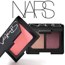 NARS ナーズ ブラッシュ チーク / デュオアイシャドー 💖 SNSで発色が良く、塗るだけで大人かわいいほっぺが出来上がると話題