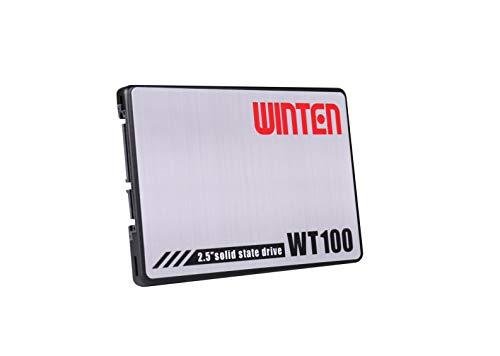 5584 内蔵型 2.5インチ SSD 120GB 5年保証 WT100-SSD-120GB 安心のWintenブランド SATA3 6Gbps 3D NANDフラッシュ搭載