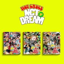 NCT DREAM / エヌシーティー / 엔시티드림 - 正規1集 [Hot Sauce] (Photo Book / Jewel Case Ver.)/ 公式グッズ / バージョン バージョン 選