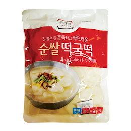 【冷蔵】『宗家』トック餅|料理用餅(1kg) お餅 煮物 スープ 韓国料理 韓国食材 韓国食品