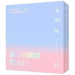 SEVENTEENセブンティーン DIAMOND EDGE IN SEOUL 2017 SEVENTEEN 1ST WORLD TOUR CONCERT DVD 3Disk