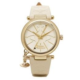 ヴィヴィアンウエストウッド Vivienne Westwood 腕時計 ヴィヴィアン 時計 ヴィヴィアンウエストウッド 腕時計 レディース VIVIENNE WESTWOOD VV006WHWH OR
