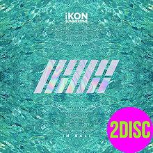 【K-POP DVD】★ IKON KONYS SUMMERTIME 2017 season2 in BALI 2枚組 ★【日本語字幕あり】★【アイコン】