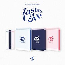 TWICE / 트와이스 / トゥワイス - [Taste of Love] / 公式 アルバム / 予約購入特典 / 3種選択 / 初回ポスター