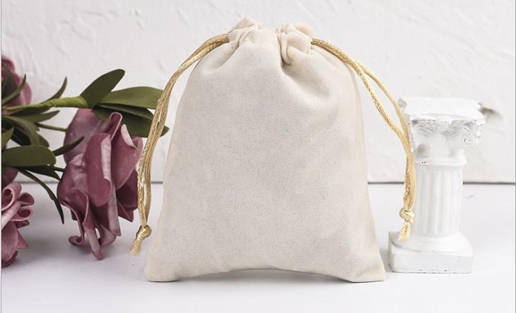 3点 セット 巾着袋 高品質 フランネル 柔く アクセサリー収納 小物 収納 携帯用 3色 7cmX9cm クリックポスト かわいい