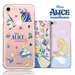 ae7b8679a6 正規品☆Disney Alice Jelly/Hard/Bumper ケース 手帳型☆iPhone  XS/Max/XR/8/7/6S/Plus/Galaxy Note 9/8/S9/S8/