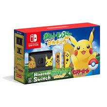 Nintendo Switch ポケットモンスター Lets Go! ピカチュウセット