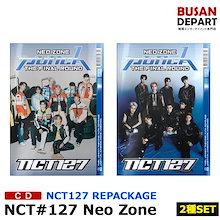 【日本国内発送】【2種セット】 NCT127 正規2集 repackage [Neo Zone: The Final Round] 韓国音楽チャート反映 和訳付 1次予約