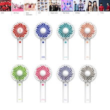 SM ARTIST HANDY FAN 8TYPE / EXO / SHINEE / RED VELVET / TVXQ / SJ / FX / NCT