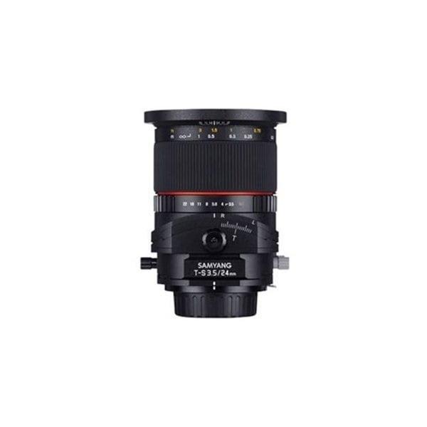 T-S 24mm F3.5 ED AS UMC [ペンタックス用] 製品画像