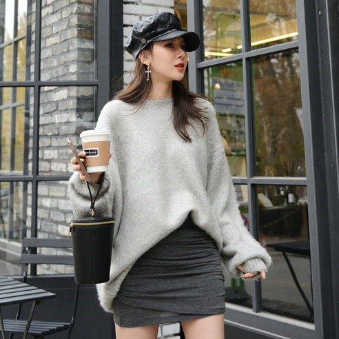 The mood L133 tender knit korean fashion style K-fashion