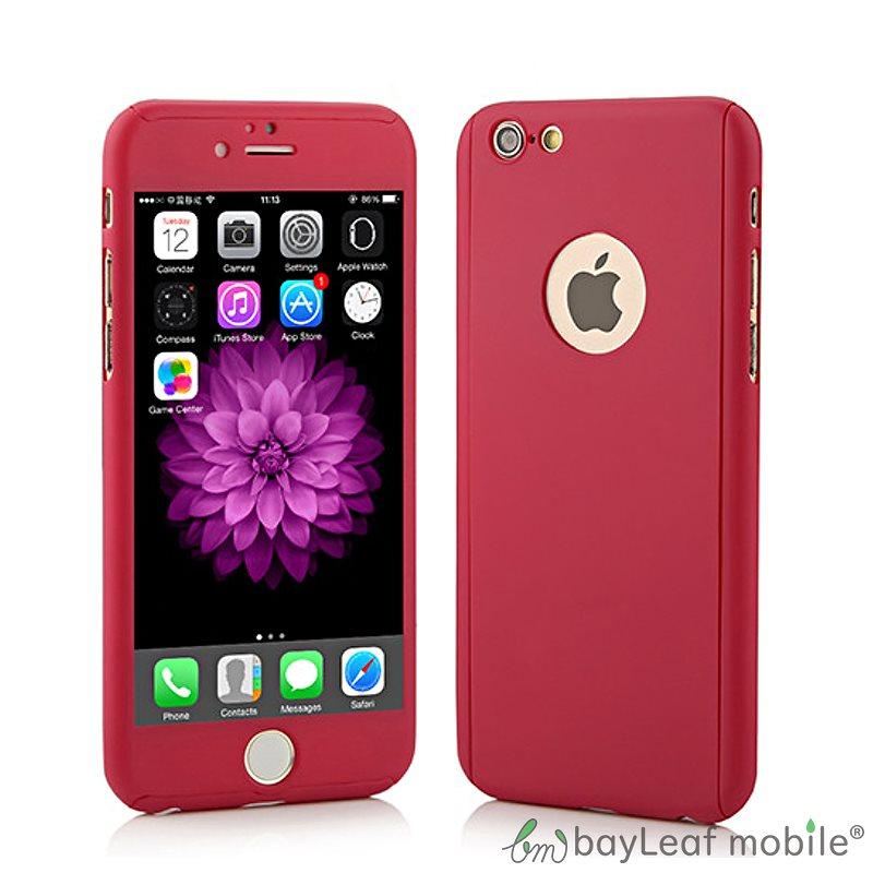 iPhone7ケース-強化ガラス保護フィルム付き-耐衝撃-iPhone7-plus-ケース-iphone6ケース-360度-フルガード-衝撃吸収-フルカバー-iphone6s-iphone-ケース-i