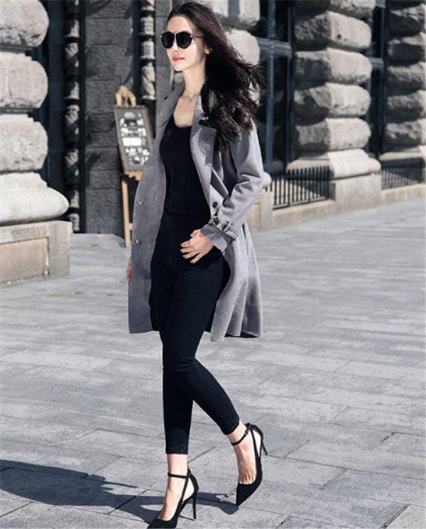 コートレディース トレンチコート 着やせ リボンベルト 無地 ファッション 着心地よい 春新作 通勤 きれいめ春コート レディースコート