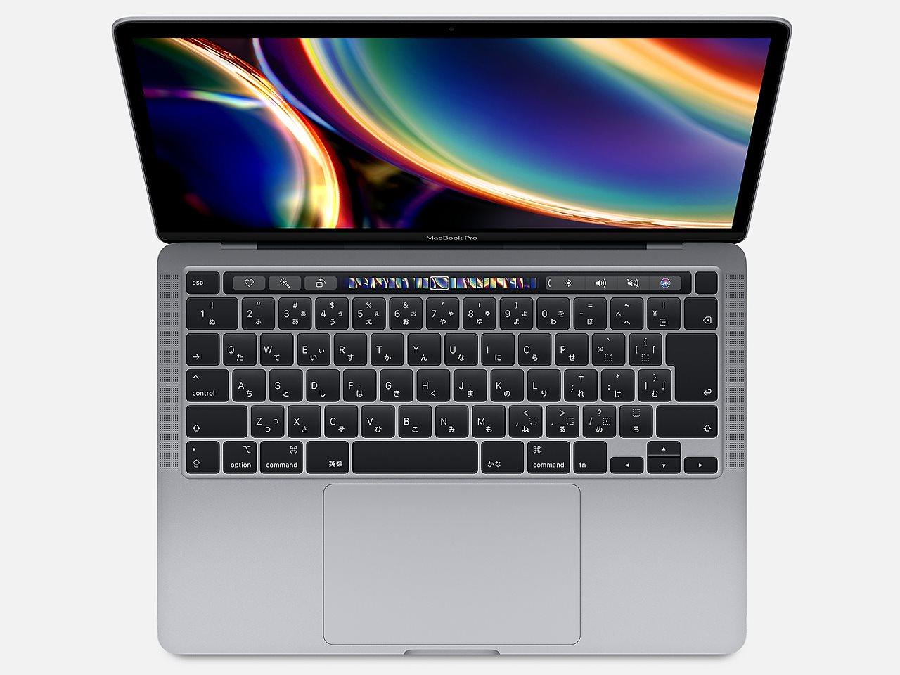 Apple MacBook Pro Retinaディスプレイ 1400/13.3 MXK52J/A [スペースグレイ] 13インチ 第8世代 1.4GHz Intel Core i5 512GB