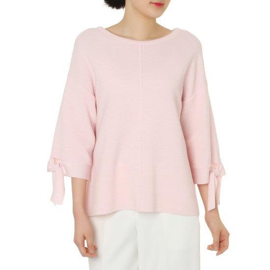 シシコレクトパステルカラーがきれいな小売ポイントルーズフィットニートC161KSK004 ニット/セーター/韓国ファッション