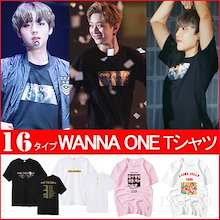 【新入荷/12種タイプ】WANNA ONE [ONE THE WORLD] Tシャツ produce101 Tシャツ wannaone 着用 韓国 スウェット 韓国ファッション 衣装 ブラウス