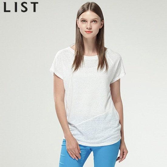 リストスーパーナチュラル別ポイントリンネン100プロロング・ニット ロングニット/ルーズフィット/セーター/韓国ファッション