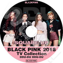 【KPOP DVD】♡♥BLACKPINK 2018 TV COLLECTION ♡♥ DDU-DU DDU-DU ♡♥ BLACK PINK ブラックピンク ♡♥【PV DVD】