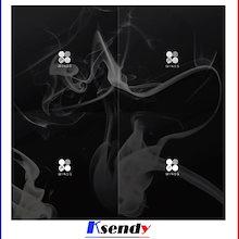 BTS / 防弾少年団 / 正規2集 アルバム WINGS / バージョン選択 / CD+フォトブック96P+ポラロイド / 防弾