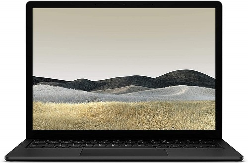 マイクロソフト Surface Laptop 3 13.5インチ Office HB 2019 搭載 第10世代 Core-i7 16GB 256GB ブラック (メタル) VEF-00039