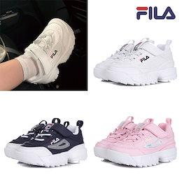 [FILA] KIDS DISRUPTOR 2 TD 3色 フィラディスラプター2 ダッドスニーカー キッズ子供スニーカーFK1HTA1091X/FK1HTA1092X/FK1HTA1093X