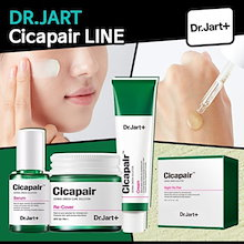 [dr.jart]Cicapair Cream/ Cicapair Re-cover Cream / Cicapair Serum /Night Care / skincare / cream 1+1