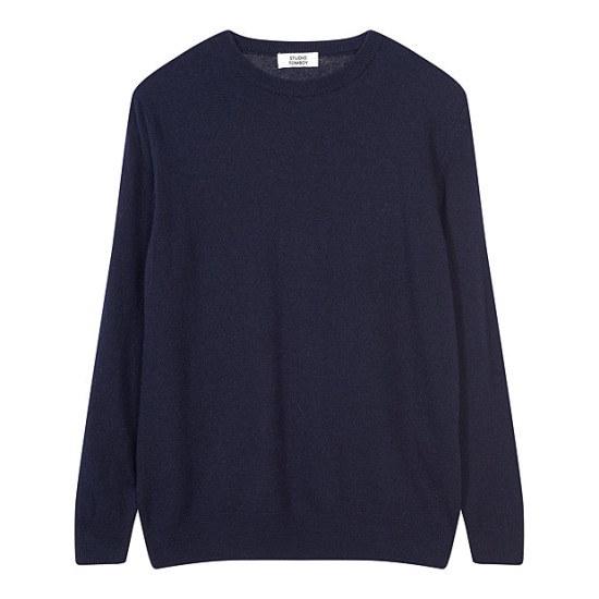 お転婆ベーシックカシミアのプルオーバー9107452841 / ニット/セーター/ニット/韓国ファッション