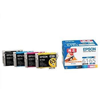 EPSON 純正インクカートリッジ IC4CL6165