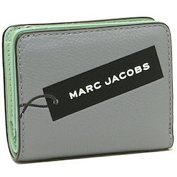 7f2b7ef766ee マークジェイコブス 財布 MARC JACOBS M0014862 034 THE TAG COLOR MINI COMPACT WALLET  レディース 二つ折り