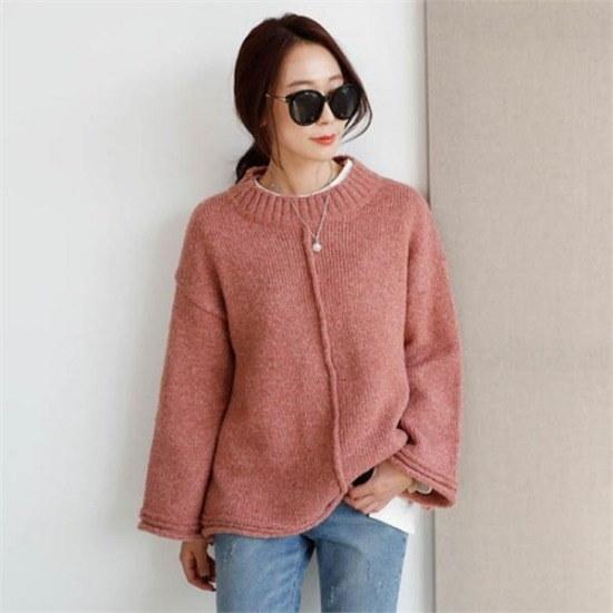 シーフォックス行き来するようにシーフォックスアローニット ニット/セーター/ニット/韓国ファッション
