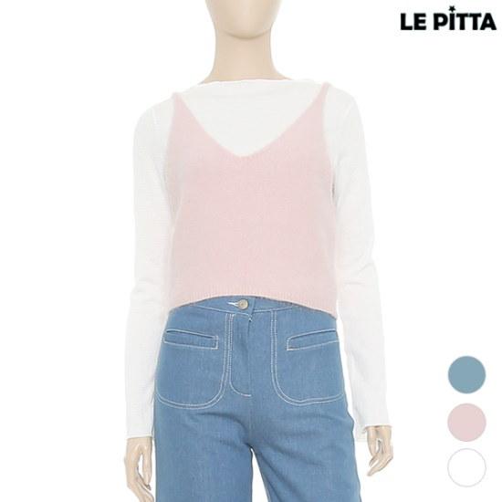 ルピタアンゴラ塔ビュスチェL164TVTA01 ニット/セーター/韓国ファッション