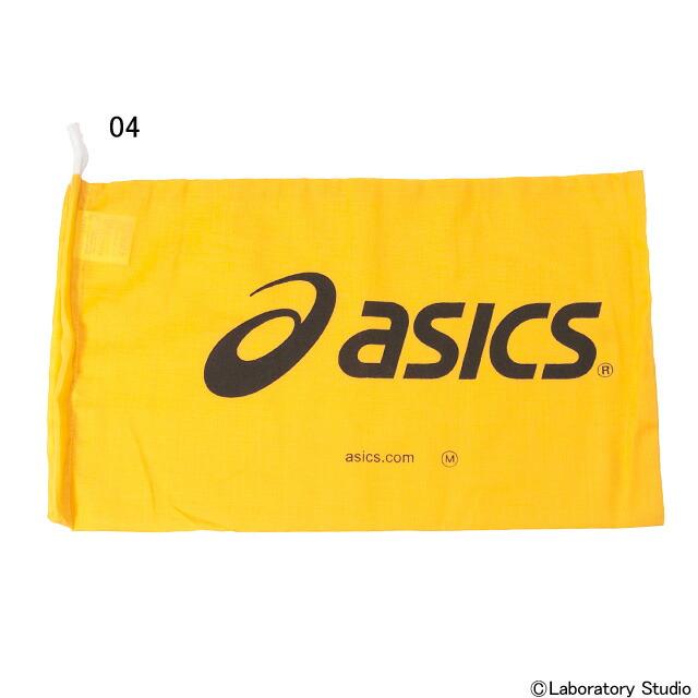 アシックス (asics) シューズ布袋(asicsプリント入り) TZS990 [分類:シューズケース・シューズバッグ]