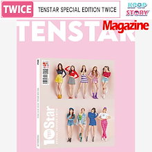 ▶Magazine◀TENSTAR SPECIAL EDITION TWICE 2020.06月 10STAR Magazine フォトカード付き