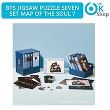 防弾少年団 BTS JIGSAW PUZZLE SEVEN SET - MAP OF THE SOUL 7 【送料無料】【公式グッズ】