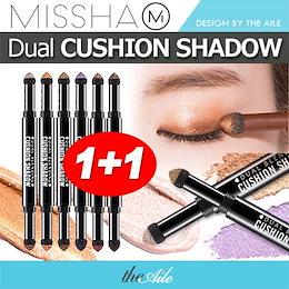 [MISSHA/ミシャ] 💓1+1💓 デュアル ブレンディング クッション シャドウ Dual Blending Cushion Shadow