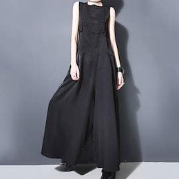 送料無料、韓国ファッション、超低価パルス販売、自社設計生産、暗黒シリーズ,欧米風春の新しいスタイル、、カジュアルパンツ、ガーターのパンツ、ワイドパンツ