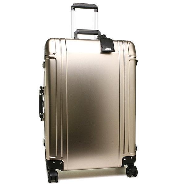 ゼロハリバートン バッグ ZERO HALLIBURTON ZRG226-BR 94118-08 26 4 WHEEL SPINNER TRAVEL CASE スーツケース・キャリーバッグ ベージュ