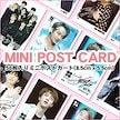 【NEW】ネコポス【国内発送】防弾少年団(BTS) ミニポストカード 56枚入り MINI POST CARD
