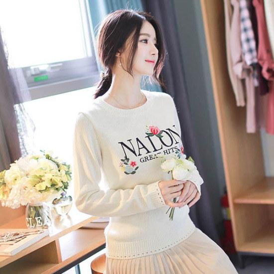 フィオナ甘い一日knitm5131ニート ニット/セーター/ニット/韓国ファッション