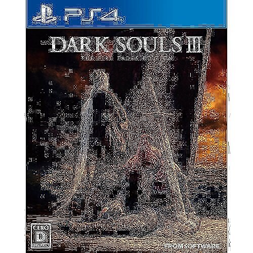 DARK SOULS III THE FIRE FADES EDITION [PS4]